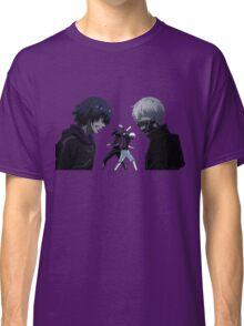 Tokyo Ghoul Ken Kaneki vs Ayato Kirishima  Classic T-Shirt