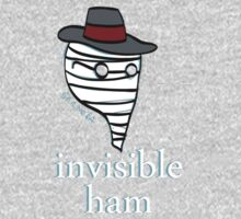 Invisible Ham One Piece - Short Sleeve