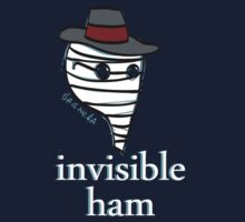 Invisible Ham Kids Tee