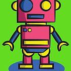 Robot by Lauramazing