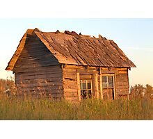 The Outbuilding Photographic Print