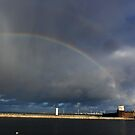 RAINBOW OVER THE BAY by gothgirl