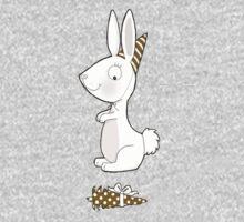 Cute Creatures (Bunny) One Piece - Long Sleeve