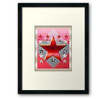 Star 1 Framed Print