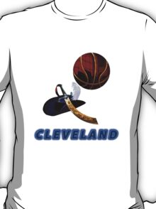 Cleveland Collectors T-Shirt and Stickers T-Shirt