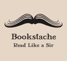 Bookstache by sirwatson