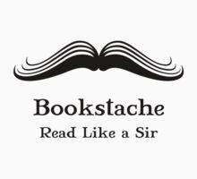 Bookstache Kids Clothes