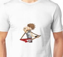 Sora and his Guitar Unisex T-Shirt