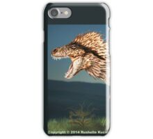 Tyrannosaurus Rex Finished Reconstruction iPhone Case/Skin
