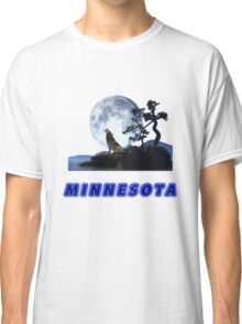 Minnesota Collector T-Shirt and Stickers Classic T-Shirt