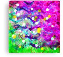 Color box 84 Canvas Print