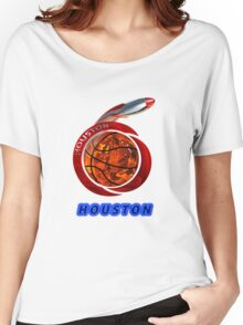 Houston Premium Shirt & Stickers. Women's Relaxed Fit T-Shirt