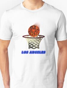 Los Angeles Premium t-shirt & stickers. T-Shirt
