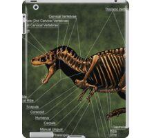 Tyrannosaurus Rex Skeleton Study iPad Case/Skin