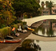 Venice Afternoon by Kevin Bergen