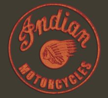 Indian Motorcycle by basham50