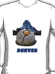 Denver Collectors T-Shirt and Stickers T-Shirt