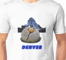 Denver Collectors T-Shirt and Stickers Unisex T-Shirt