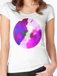 shadow ink Women's Fitted Scoop T-Shirt