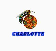 Charlotte Collectors T-shirts and Stickers Unisex T-Shirt