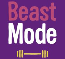 Beast Mode - Women's Shirt by MikeZuniga
