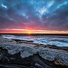 Halfing The Horizon by Marty Straub