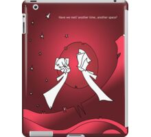 Red Soul iPad Case/Skin