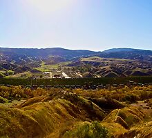 Redlands Panoramic by judsonphoto