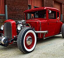 1931 Ford  Rat Rod by TeeMack