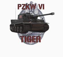 PZKW VI Tiger One Piece - Short Sleeve