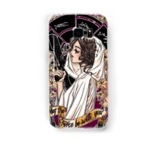 The force of the Princess Leia Samsung Galaxy Case/Skin