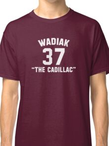 "Steve Wadiak ""The Cadillac"" Classic T-Shirt"