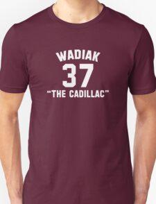 """Steve Wadiak """"The Cadillac"""" Unisex T-Shirt"""