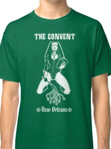 The Convent New Orleans BLACK T-Shirt Classic T-Shirt
