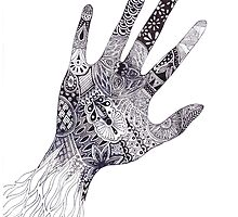Hand by Grace Craig