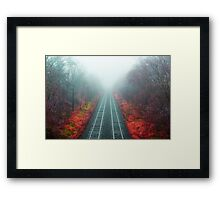 Train to Arathorn Framed Print