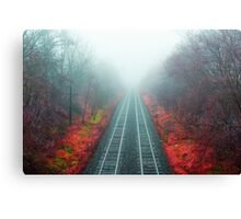 Train to Arathorn Canvas Print