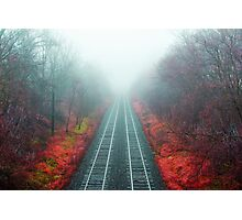 Train to Arathorn Photographic Print