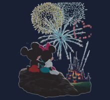 Mickey and Minnie in Love by hotitoti