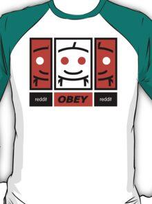 Reddit Dis-obey T-Shirt