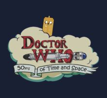 Adventure Time Lord 10th Baby Tee