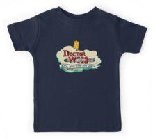 Adventure Time Lord 10th Kids Tee