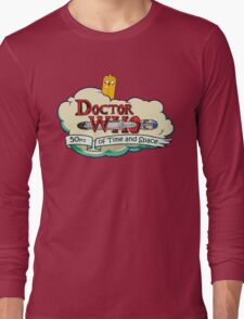 Adventure Time Lord 10th Long Sleeve T-Shirt