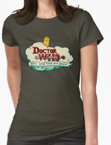 Adventure Time Lord Womens Fitted T-Shirt