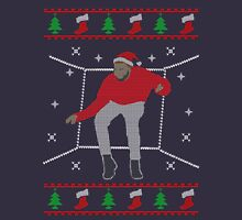 Ugly Sweater Christmas Hotline Bling Dance Long Sleeve T-Shirt