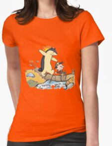calvin and hobbes meets pokemon T-Shirt