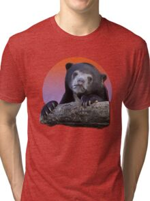 Confession Bear  Tri-blend T-Shirt