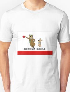 Yogi Bear California T-Shirt