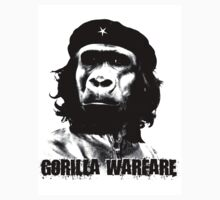 Gorilla Warfare by craziwolf