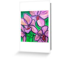 orchid 2013 Greeting Card